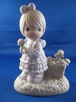 So Glad I Picked You As A Friend - Precious Moment Figurine