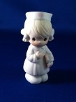 Jan (Nurse) - Precious Moment Figurine