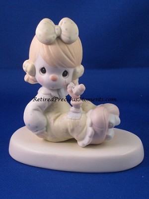A Friend Is Someone Who Cares - Precious Moment Figurine