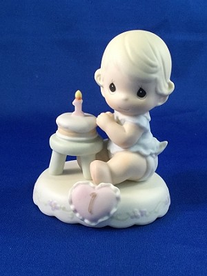 Growing in Grace Age 1 - Precious Moment Figurine