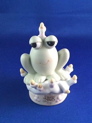 Hoppy Birthday - Precious Moment Figurine