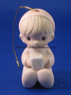 Baby's First Christmas - Precious Moments Ornament