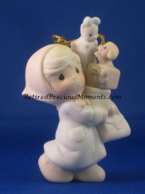 Bundles of Joy - Precious Moment Ornament
