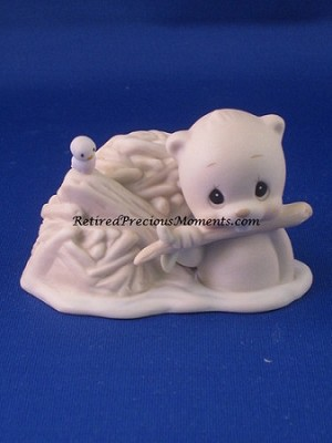 Every Man's House Is His Castle - Precious Moment Figurine