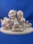 God Bless Our Years Together - Precious Moments Figurine