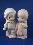 Hank And Sharon - Precious Moment Figurine