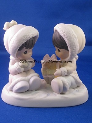 I Only Have Ice For You - Precious Moment Figurine