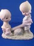 Love Lifted Me - Precious Moment Figurine