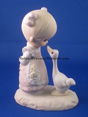Make A Joyful Noise - Precious Moment Figurine