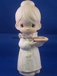May You Have The Sweetest Christmas - Precious Moment Figurine