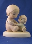 May Your Christmas Be Cozy - Precious Moment Figurine