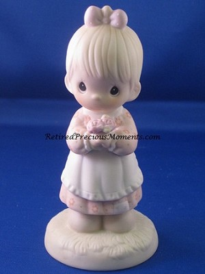 Mommy I Love You - Precious Moment Figurine