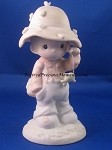 My Love Will Never Let You Go - Precious Moment Figurine