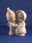Leon & Evelyn Mae - Precious Moment Figurine