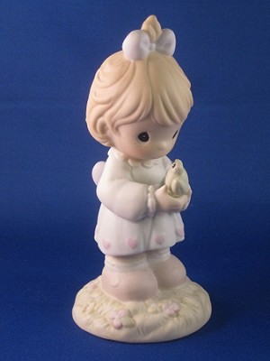 Have I Toad You Lately That I Love You ? - Precious Moment Figurine