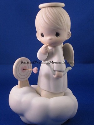 Sending My Love - Precious Moment Figurine