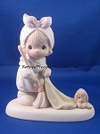 Sweep All Your Worries Away - Precious Moment Figurine