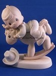 Take Heed When You Stand - Precious Moment Figurine