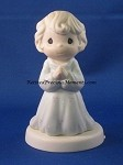 Take It To The Lord In Prayer - Precious Moment Figurine