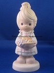 The Fruit Of The Spirit Is Love - Precious Moment Figurine
