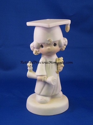 The Lord Bless You And Keep You - Precious Moment Figurine