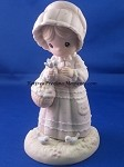The Lord Will Provide - Precious Moment Figurine