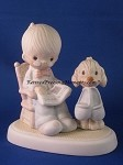 The Perfect Grandpa - Precious Moment Figurine