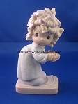 The Spirit Is Willing, But The Flesh Is Weak - Precious Moment Figurine