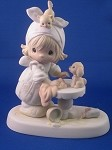 This Is Your Day To Shine - Precious Moment Figurine