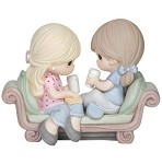 Our Friendship Is The Perfect Blend - Precious Moment Figurine