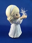 Guide Us To Thy Perfect Light - Precious Moment Figurine