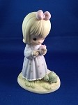 The Lord Can Dew Anything - Precious Moment Figurine