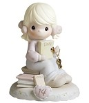 Growing in Grace Age 14 - Precious Moment Figurine