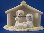 Nativity (Sugar Town) - Precious Moment Figurine