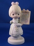 To A Very Special Mom & Dad - Precious Moment Figurine