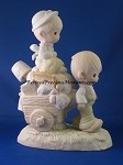Walking By Faith - Precious Moment Figurine