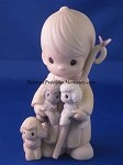 We Belong To The Lord - Precious Moment Figurine