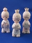 Wee Three Kings - Precious Moment Ornaments