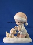 Wishing You A Season Filled With Joy - Precious Moment Figurine